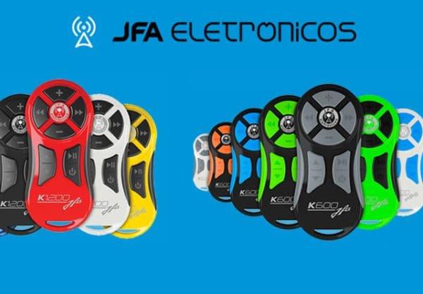 Controles de longa distância JFA