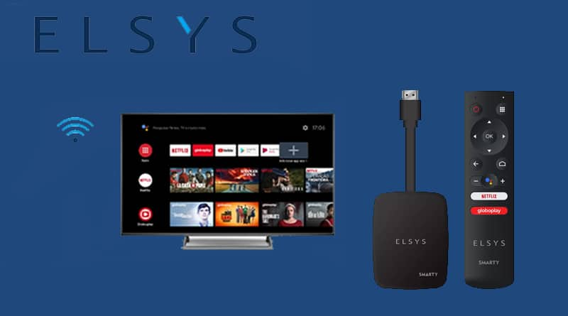 TV Box Smarty Elsys