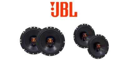 Par de alto-falantes JBL